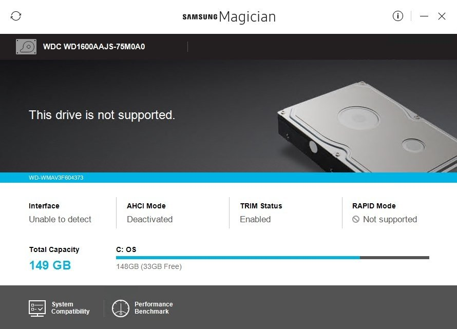 Samsung Magician 5 3 1 - Download for PC Free