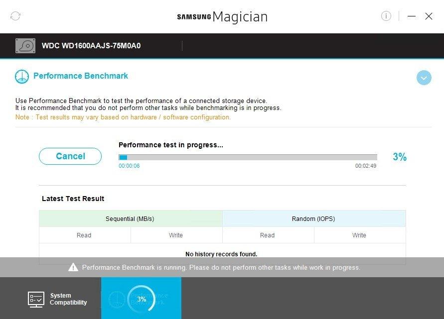 Samsung Magician 5 3 1 - Baixar para PC Grátis