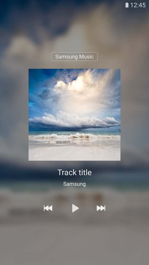 Samsung Music Android image 8