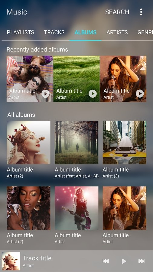 Samsung Music 16 2 18 6 - Download for Android APK Free