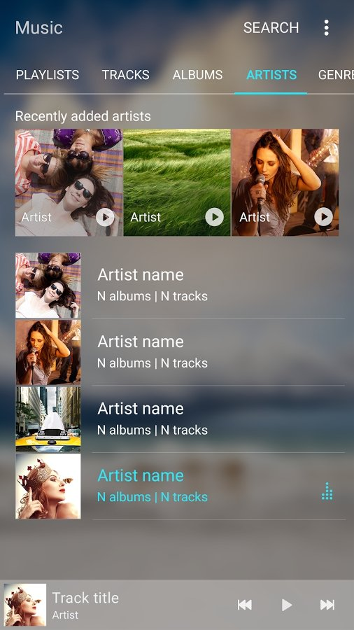 download samsung music player apk lollipop