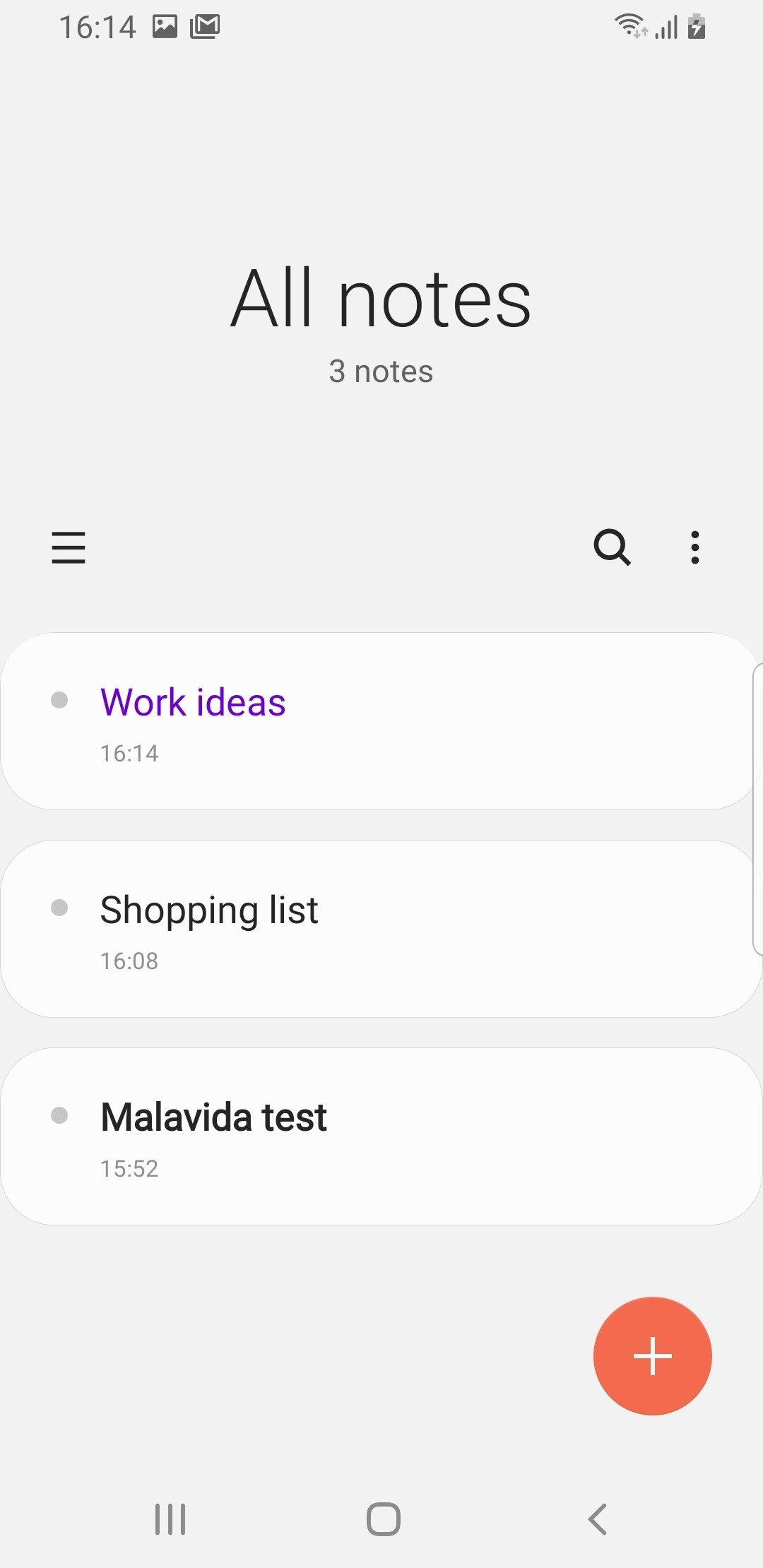 Samsung Notes 3 0 07 19 - Download for Android APK Free
