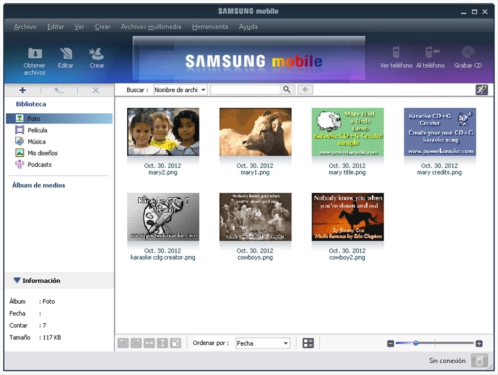 samsung e2151 pc suite