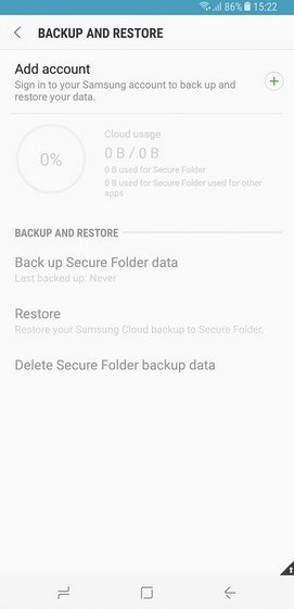 Samsung Secure Folder 1 1 07 6 - Download for Android APK Free