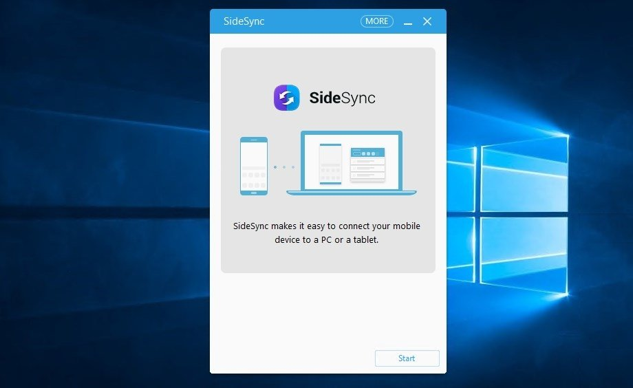 free download samsung sidesync for pc