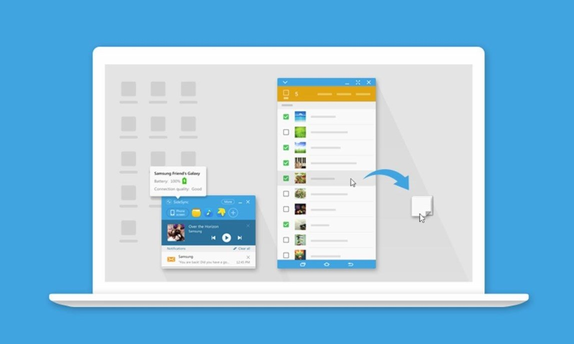 samsung sidesync download for windows 7