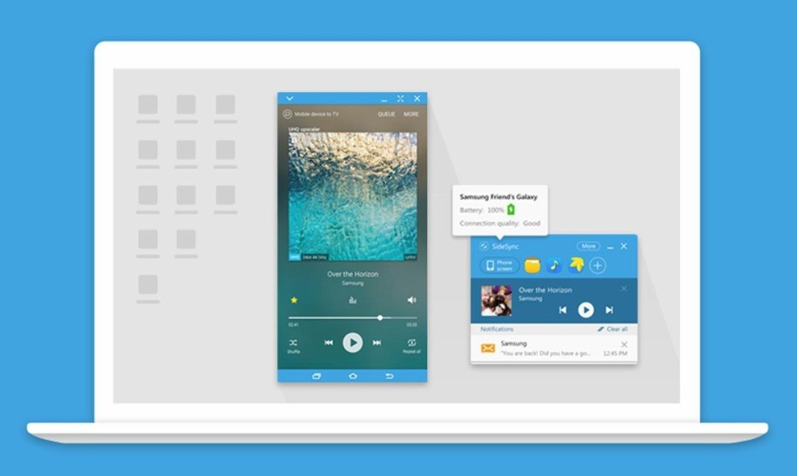Samsung SideSync 4 7 9 3 - Download for Android APK Free