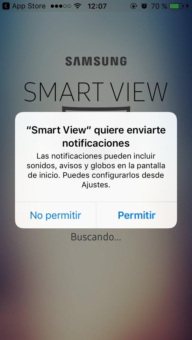 Samsung Smart View Iphone
