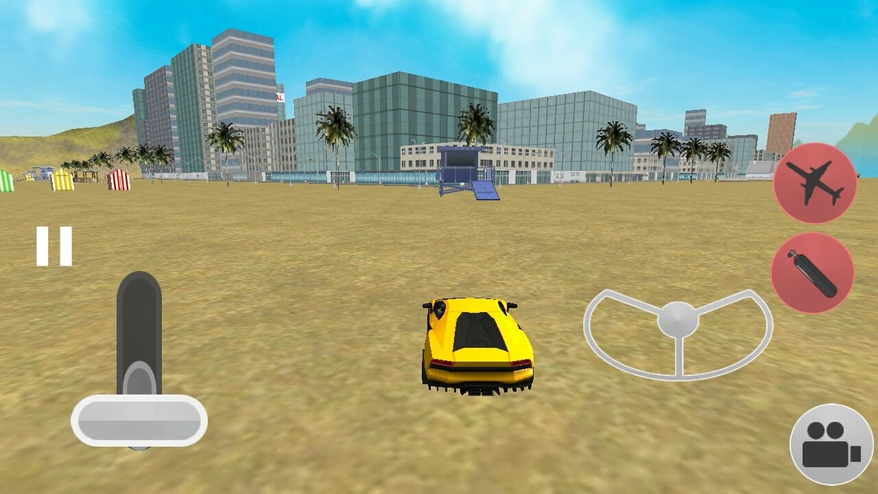 San Andreas Helicopter Car 3D Android image 6