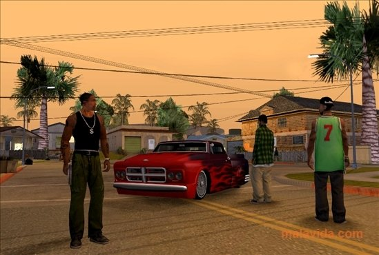 GTA San Andreas Hot Coffee MOD 2 1 - Download for PC Free