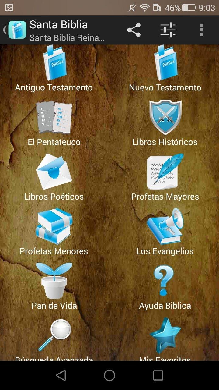 descargar la santa biblia en español