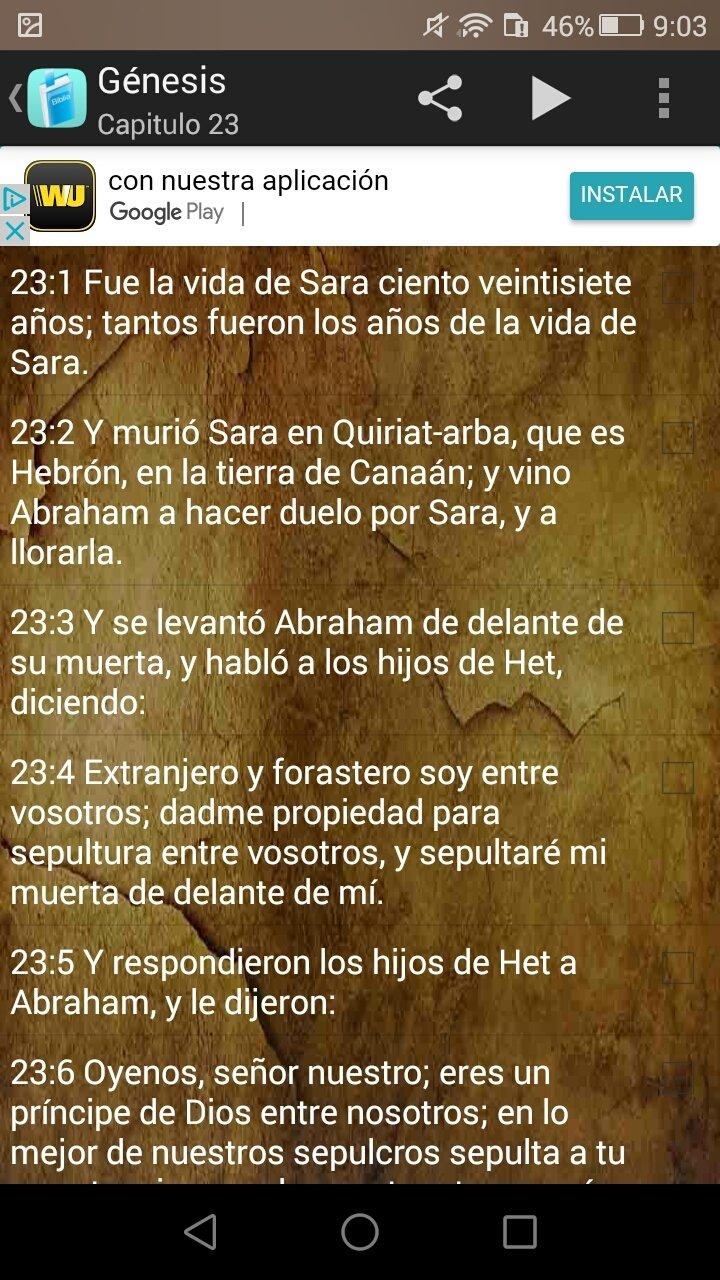 Santa Biblia RVR1960 11.0 - Descargar para Android APK Gratis