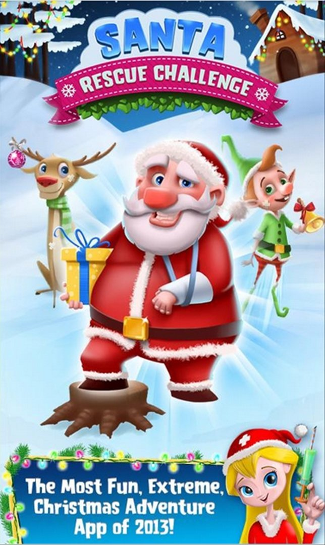 Santa Rescue Challenge Android image 5
