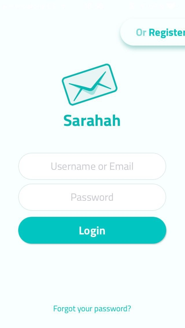 Sarahah - Download for iPhone Free