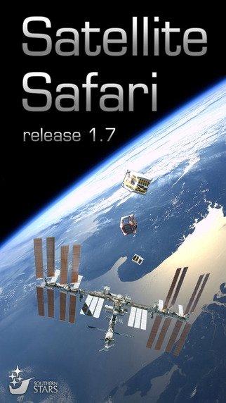 Satellite Safari iPhone image 5