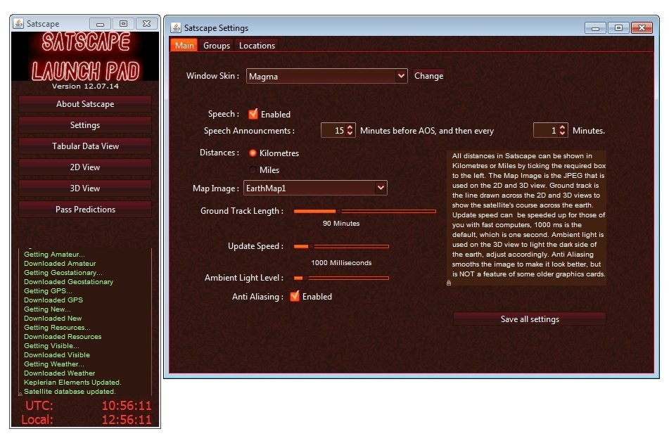 Satscape 12 07 14 - Download for PC Free