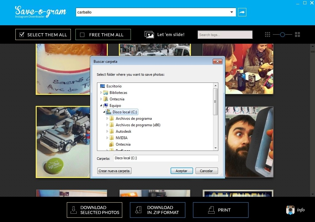 Save-o-gram 6 1 - Download for PC Free