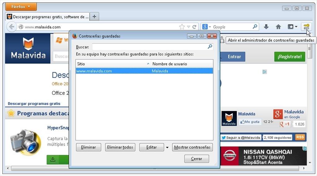 Saved Password Editor image 4