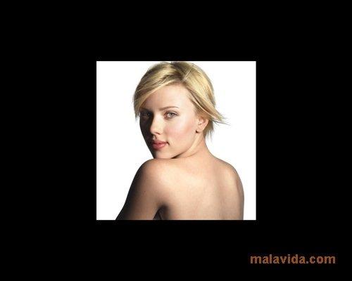 Scarlett Johansson Screensaver image 4
