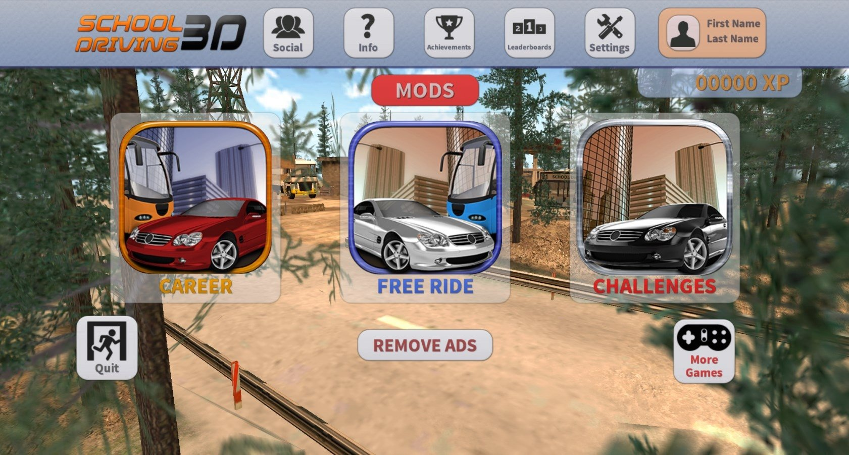 School Driving 3d 2 1 Download For Android Apk Free