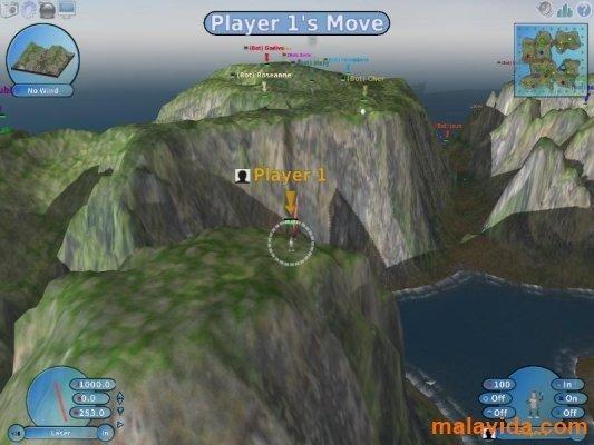 Scorched 3D image 4