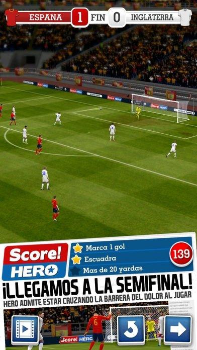 Score! Hero iPhone image 8