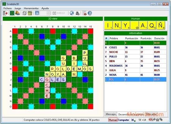 Scrabble 3D image 5
