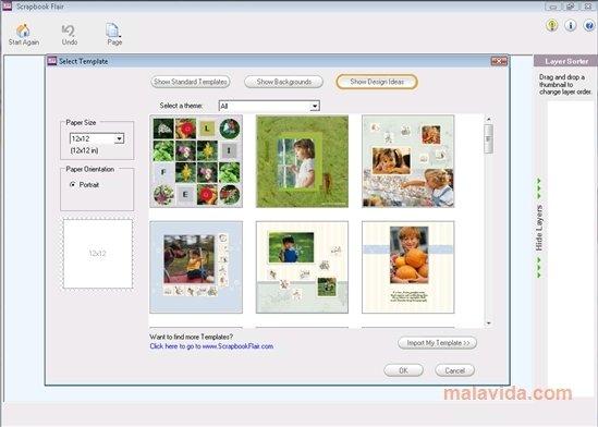 Scrapbook Flair image 4