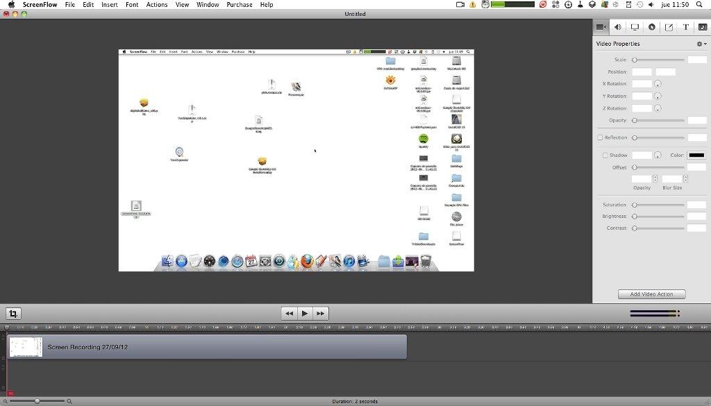 ScreenFlow Mac image 5