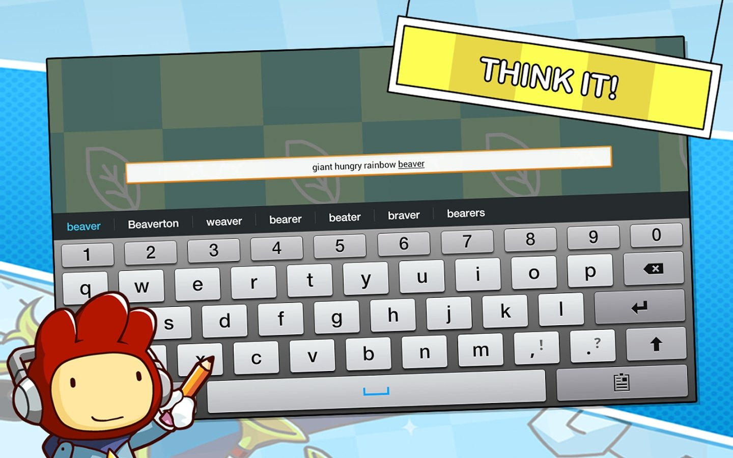 Scribblenauts Remix Android image 5