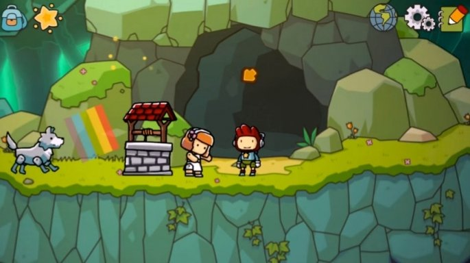 Scribblenauts Unlimited 1 27 - Download for Android Free