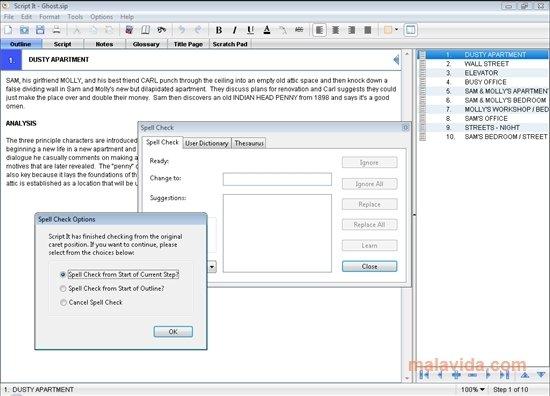 Script It image 4