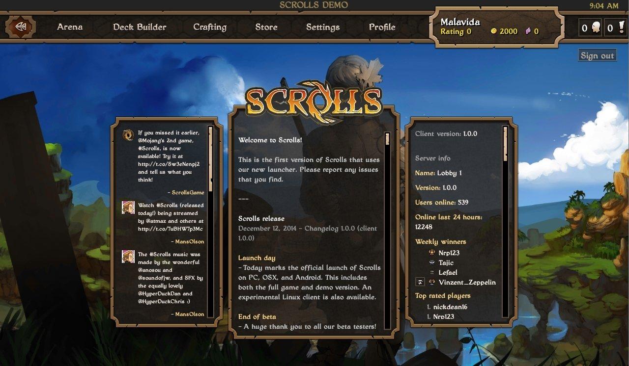 Scrolls image 5