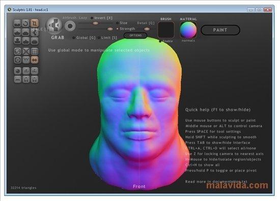 Sculptris image 4