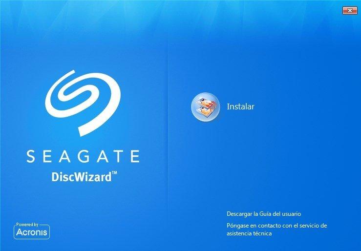 Seagate DiscWizard image 5