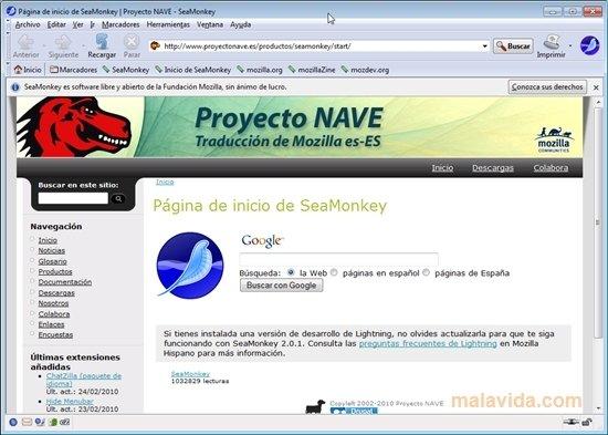 SeaMonkey image 6