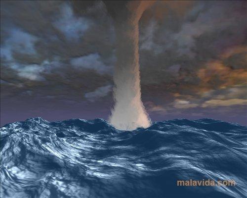 SeaStorm 3D Screensaver image 4