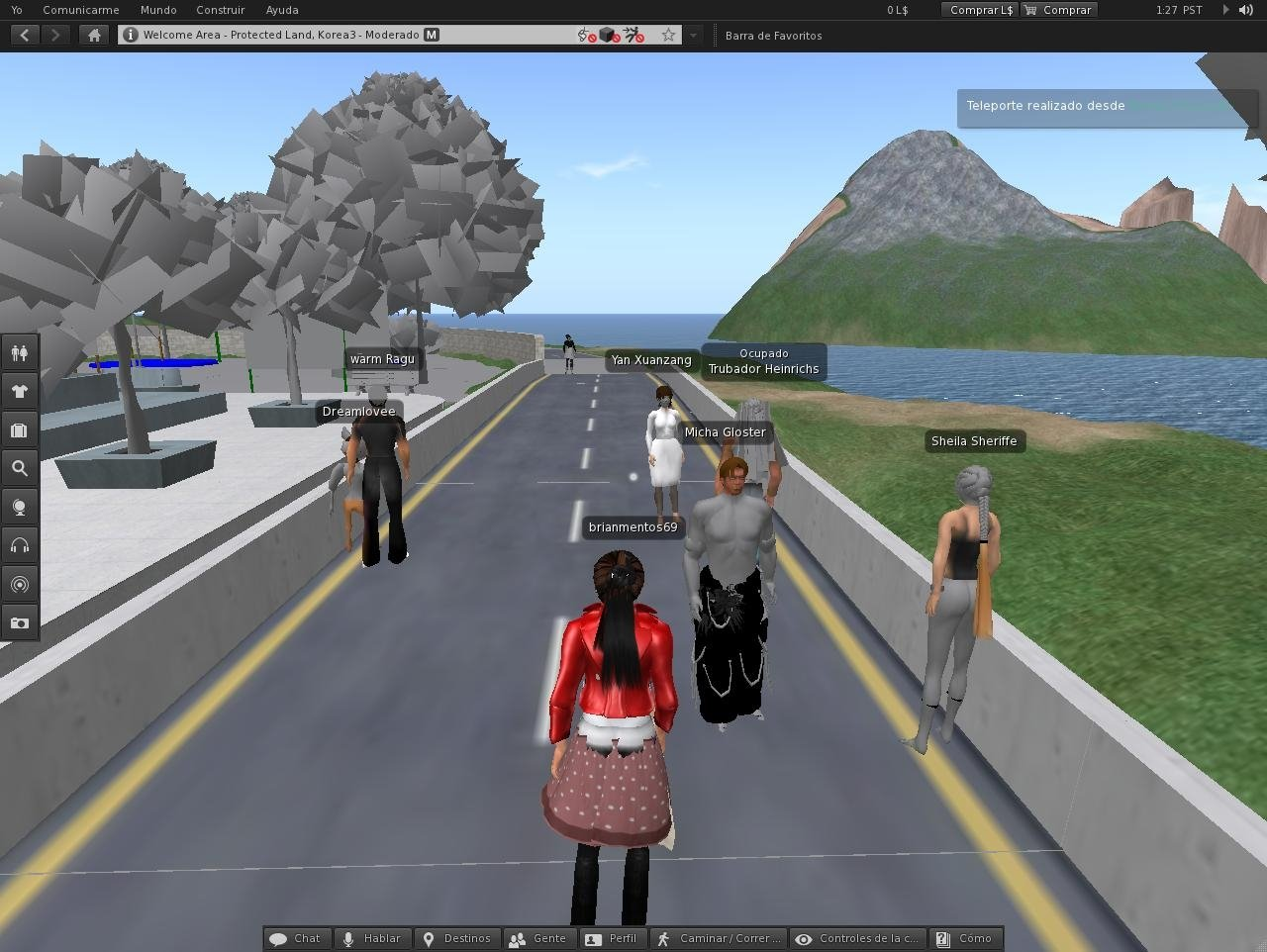 Second Life 6 1 0 524670 - Download for PC Free