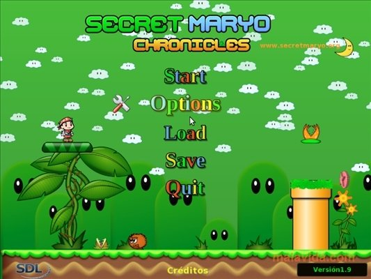 secret maryo chronicles 1.9 gratuit