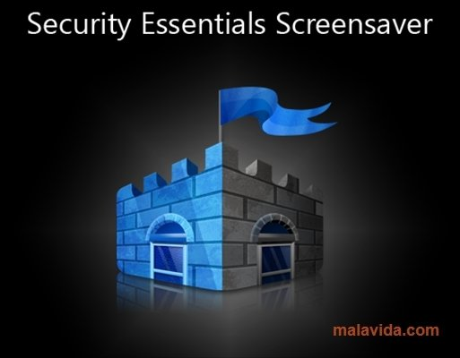 Security Screensaver image 2