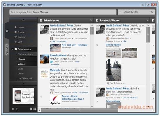 Seesmic Desktop image 4