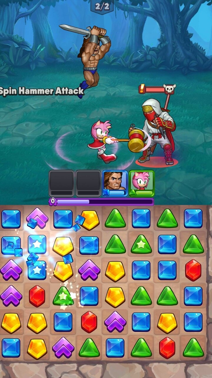 SEGA Heroes 64 184706 - Download for Android APK Free