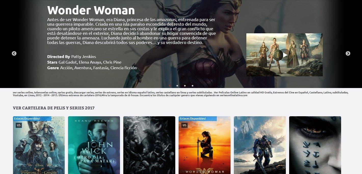 Series en castellano gratis online
