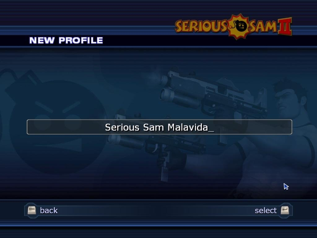 Serious sam 2 v2. 070 [english] fixed exe free download: lonebullet.