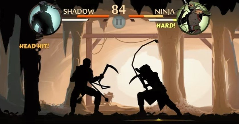 Shadow Fight 2 free download without human verification