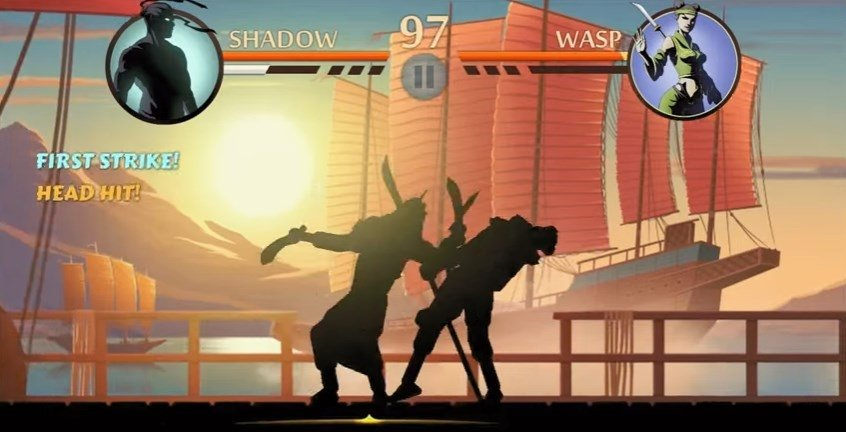 shadow fight 2 real apk download