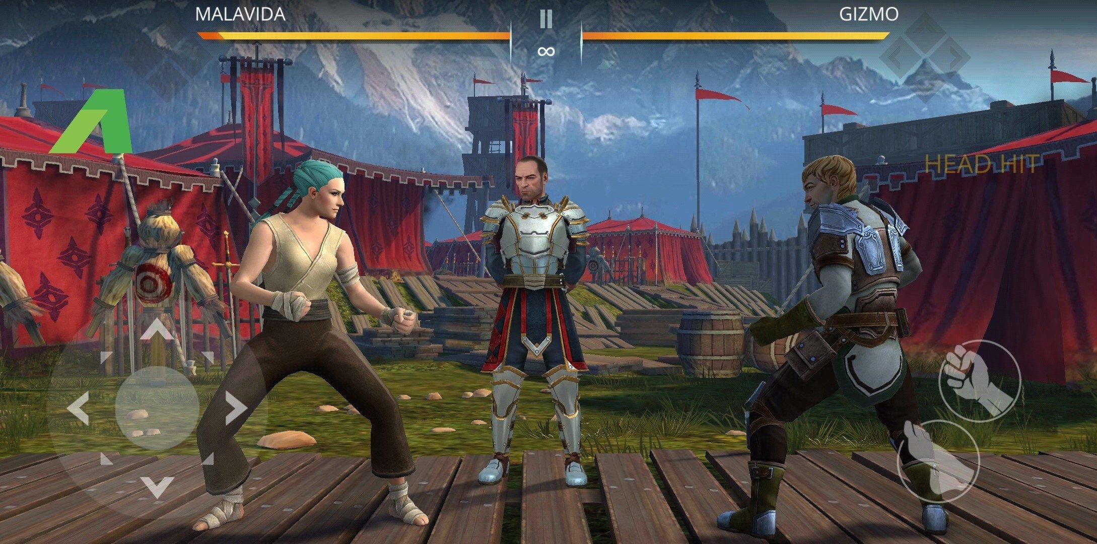Shadow Fight 3 MOD Menu 1.24.3 - Baixar para Android APK Grátis
