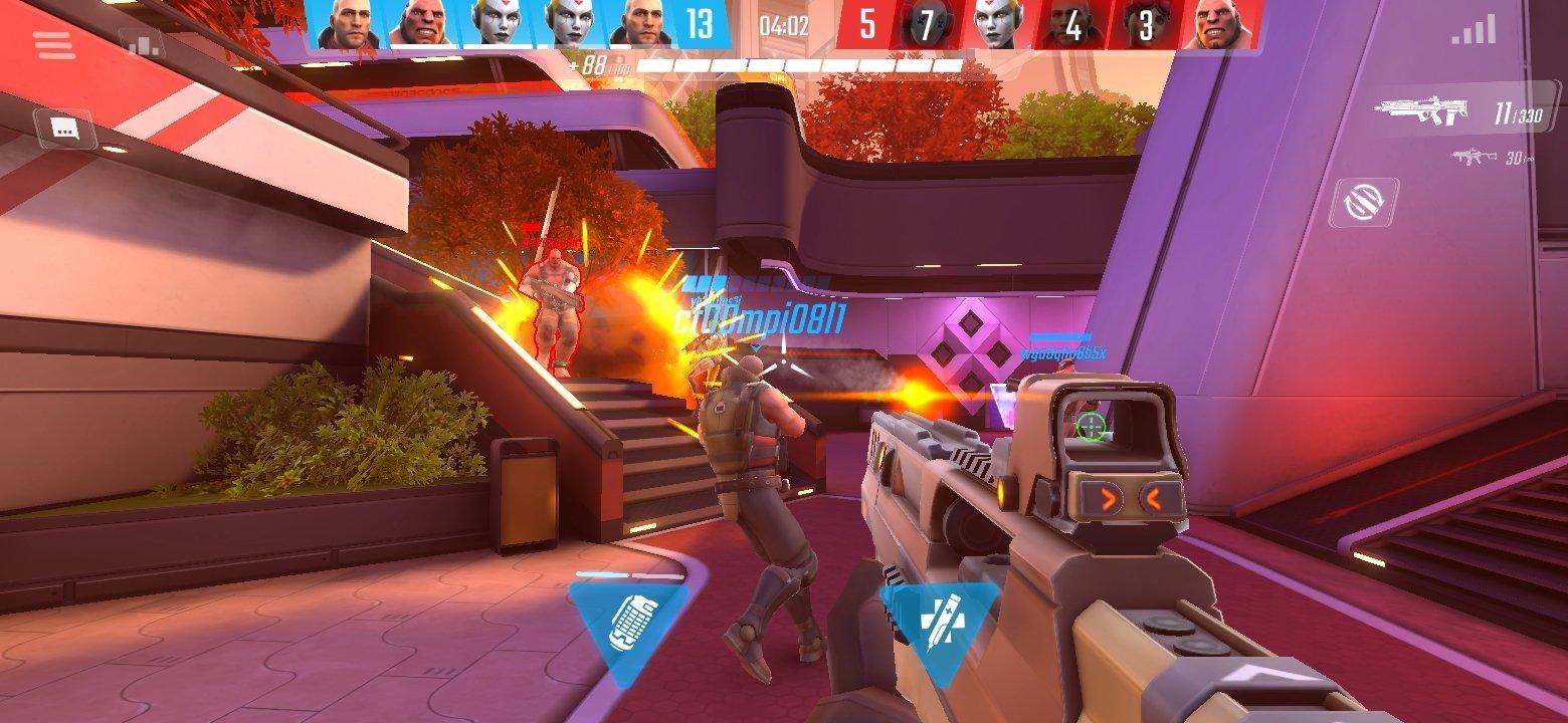 Shadowgun War Games 0.6.0 - Descargar para Android APK Gratis