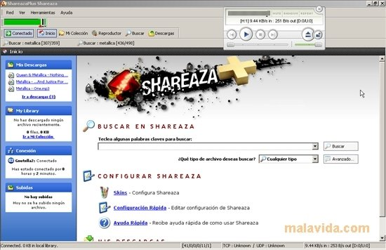 shareaza plus