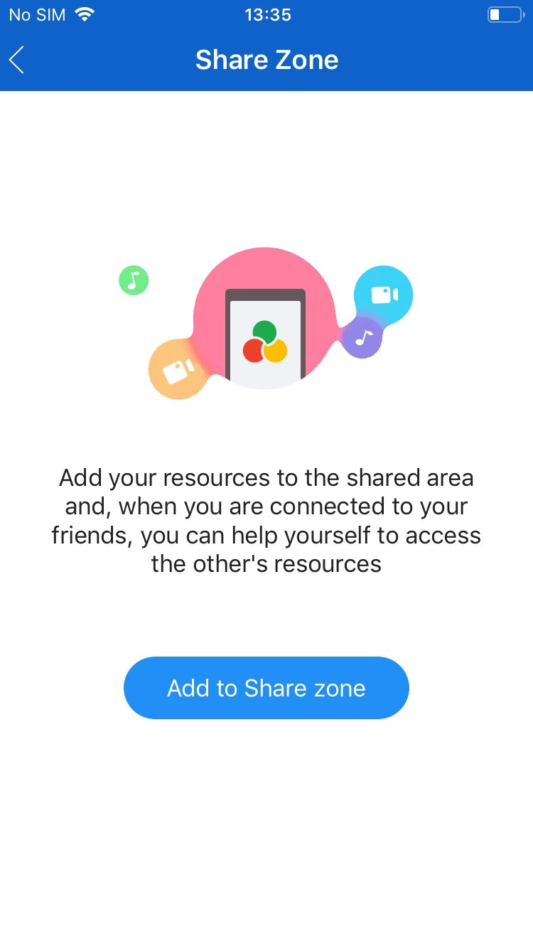 SHAREit - Download for iPhone Free
